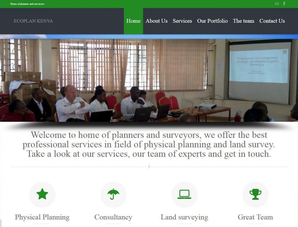Ecoplan Kenya